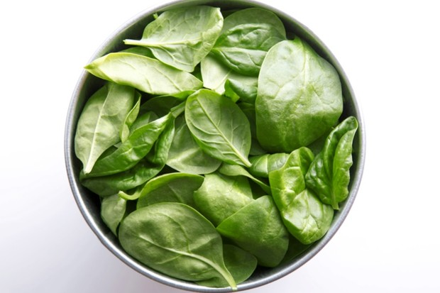 Spinach © Getty Images