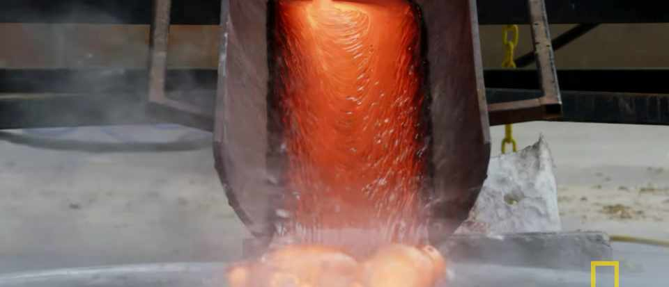 When Magma Meets Water | Breakthrough (YouTube/National Geographic)