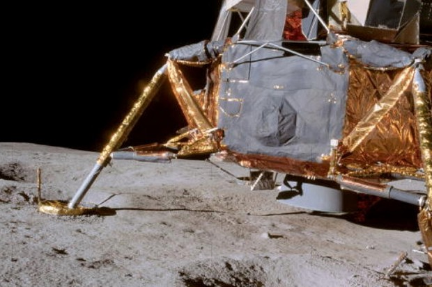 What is the function of the golden foil that covers space probes? © Getty Images