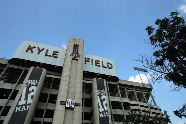 Kyle Field © Getty Images