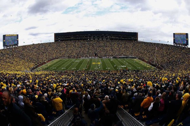 Michigan Stadium © Getty Images