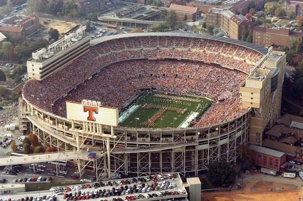 Neyland Stadium © Getty Images