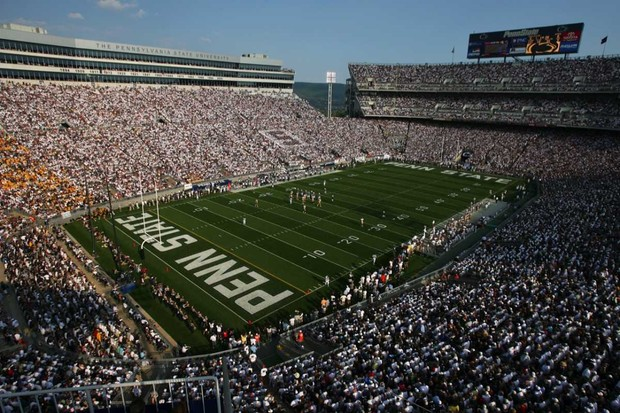 Beaver Stadium © Getty Images