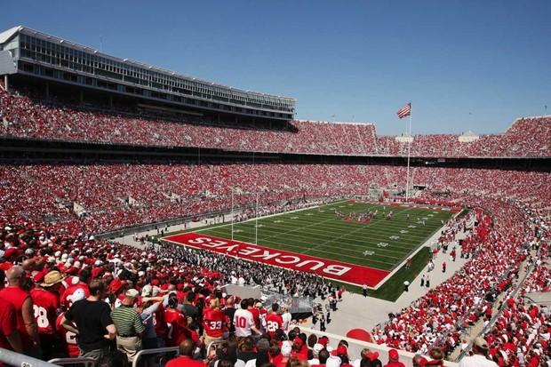 Ohio Stadium © Getty Images