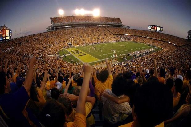 Tiger Stadium © Getty Images