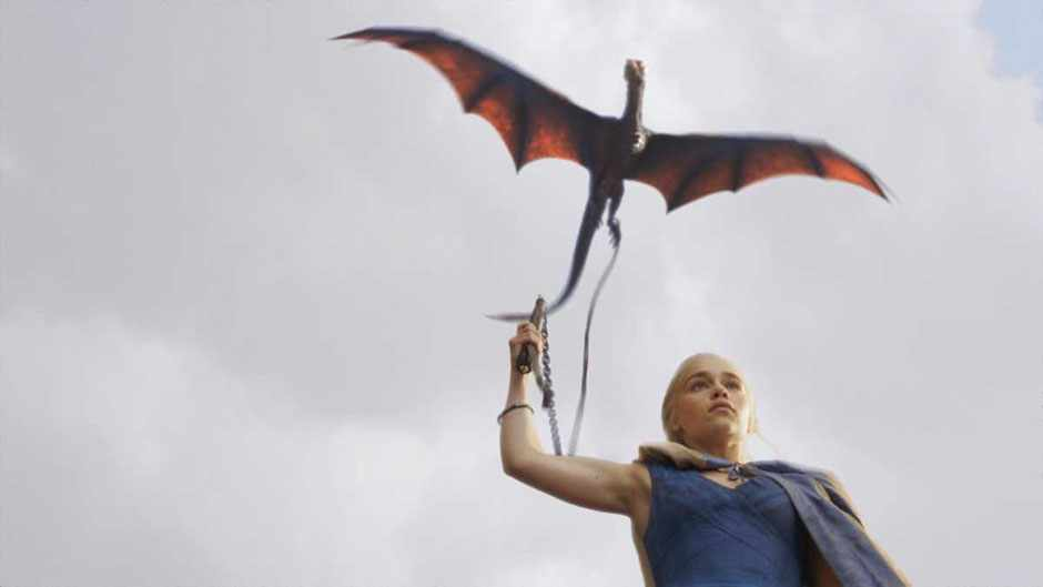Dragons, dogs and swords… the surprising science of Game of Thrones © Shutterstock Editorial