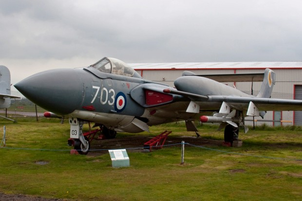 de Havilland Museum, Hertfordshire