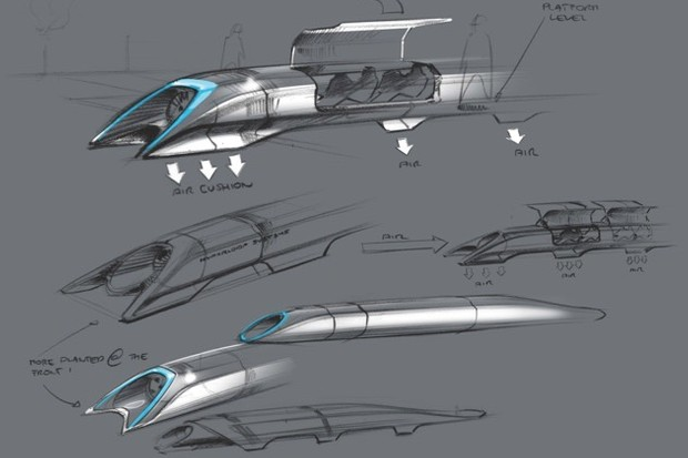 This could seriously speed up your commute (Hyperloop)