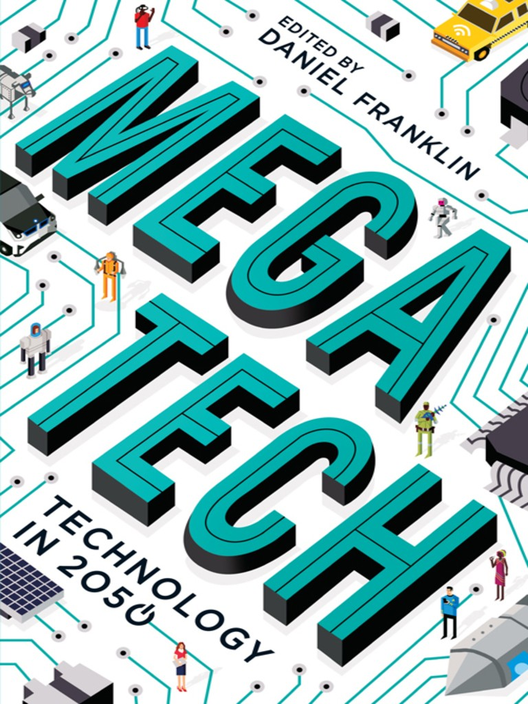 This excerpt is from Megatech: Technology in 2050, a collection of essays exploring the ideas, inventions and trends that will shape our future, with contributors including Prof Frank Wilczek, Melinda Gates and Alastair Reynolds. The book is out now (Profile Books, £15)
