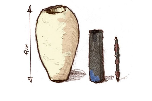 Is the Baghdad Battery a battery? © Irønie, Wikipedia