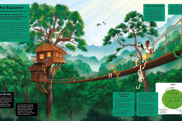 Destination: Planet Earth Quarto Kids, £12.99