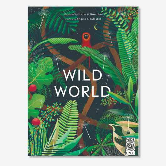 wild-world Quarto Kids, £11.99