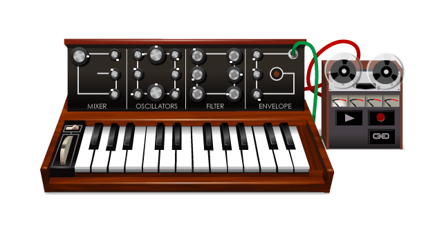 Robert Moog's 78th birthday - 23 May 2012