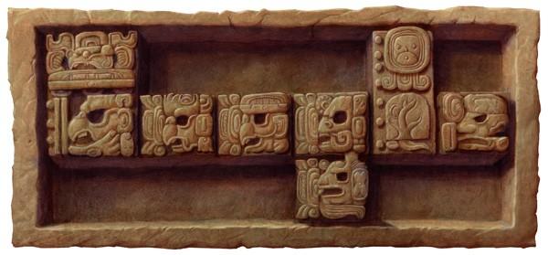 End of the Mayan calendar – 21 December 2012