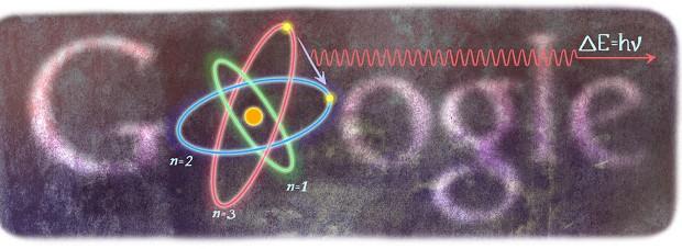 Niels Bohr's 127th birthday - 7 October 2012