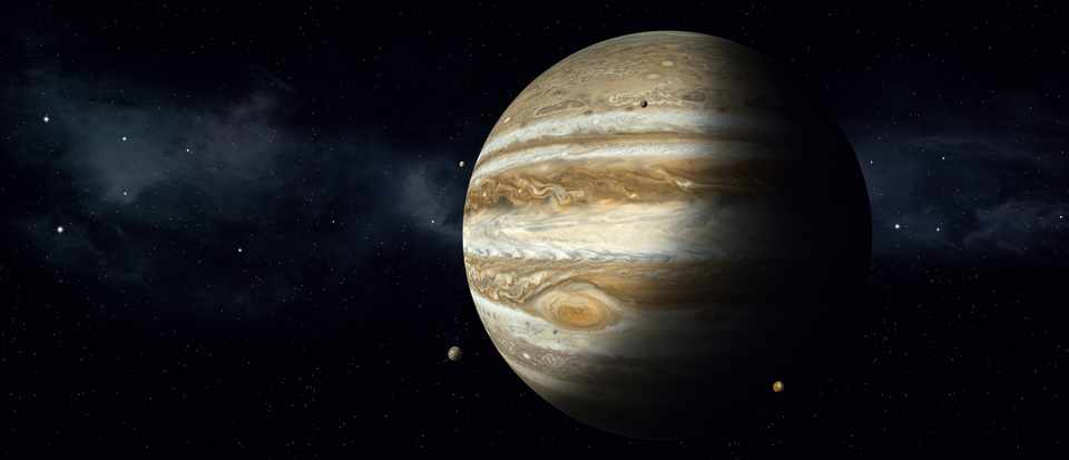 Does Jupiter really protect us from cosmic impacts? © Getty Images