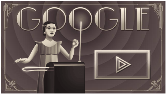 Clara Rockmore's 105th Birthday - 9 March 2016