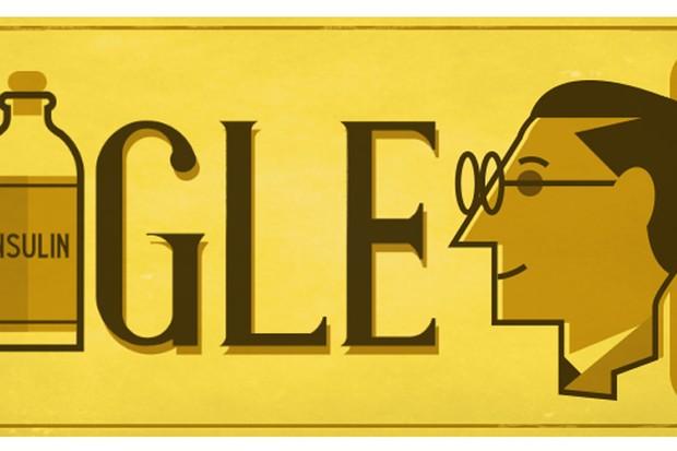 Sir Frederick Banting's 125th Birthday - 14 November 2016