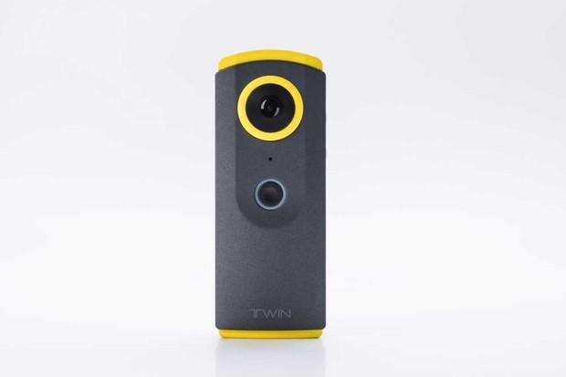 Detu Twin 3K 360o camera