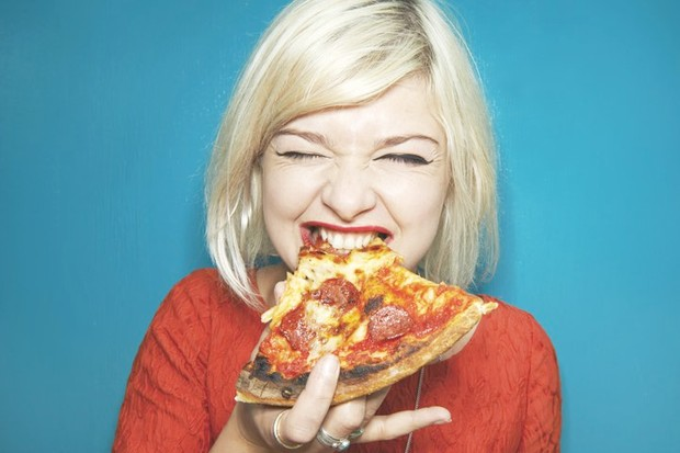 People who completed the Yale Food Addiction Scale identified pizza as the most 'addictive' food of all © Getty Images