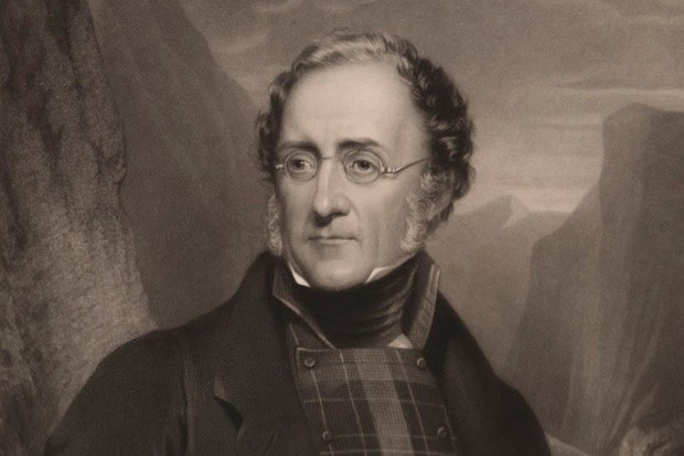Sir Henry de la Beche (1796-1855) © SSPL/Getty Images