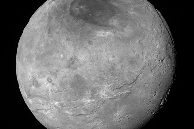 Charon © NASA/Johns Hopkins University Applied Physics Laboratory/Southwest Research Institut