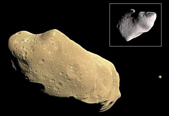 Dactyl © NASA/JPL/USGS