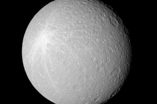Rhea © NASA/JPL /Space Science Institute