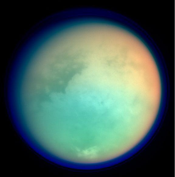 Titan © NASA/JPL /Space Science Institute