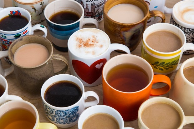 Do tea and coffee dehydrate you? © Getty Images