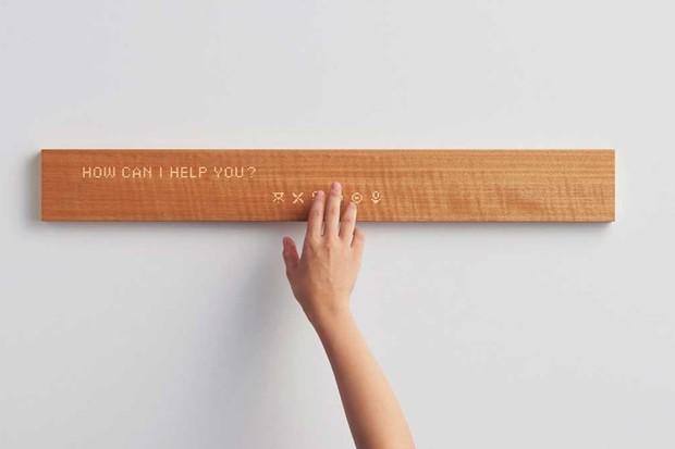 Mui smart wood