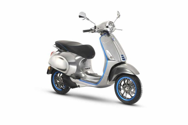 Vespa Elettrica electric scooter