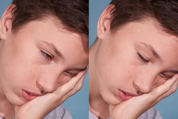 Miles Bryant, who lives with narcolepsy © Daniel Stier at Twenty Twenty