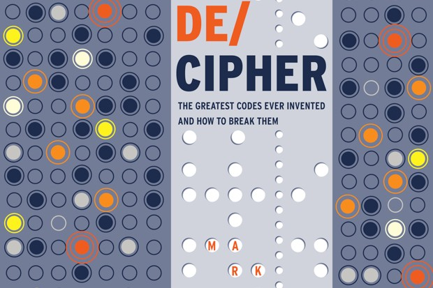 De/Cipher: The Greatest Codes Ever Invented And How To Break Them by Mark Frary is out now (£14.99, Modern Books)