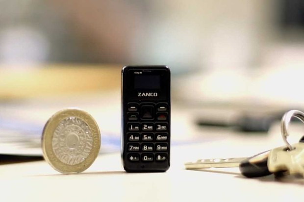 Zanco tiny t1 mobile phone