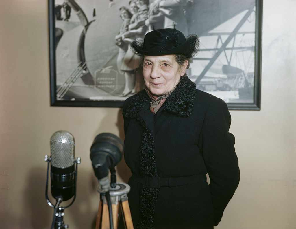 Lise Meitner © Bettmann/Getty Images