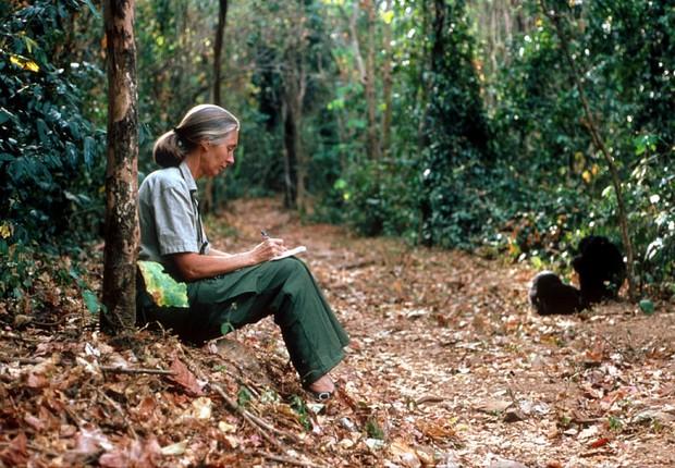 Jane Goodall Ženy, ktoré zmenili svet