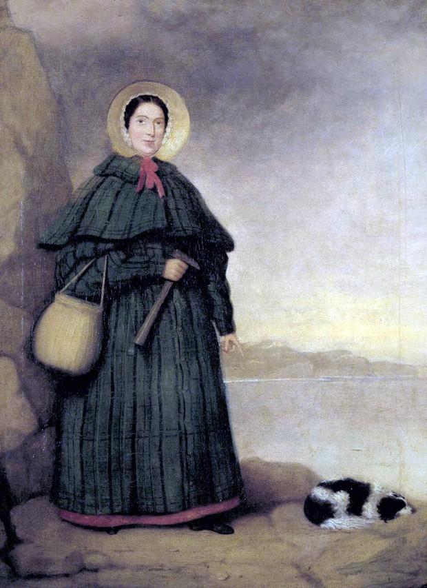 Mary Anning of Lyme Regis Ženy, ktoré zmenili vedecký svet