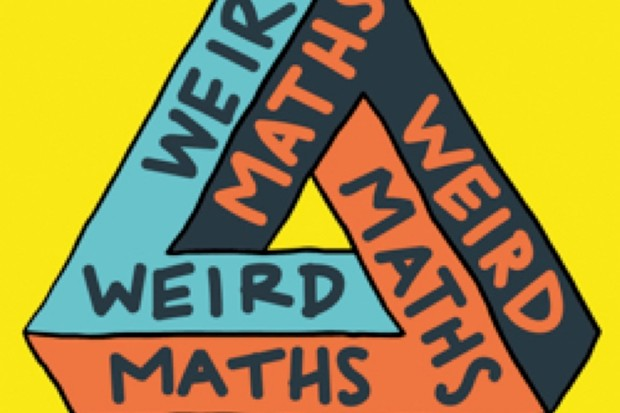 Weird Maths by David Darling and Agnijo Banerjee is available from 1 February 2018 (£12.99, One World Publications)