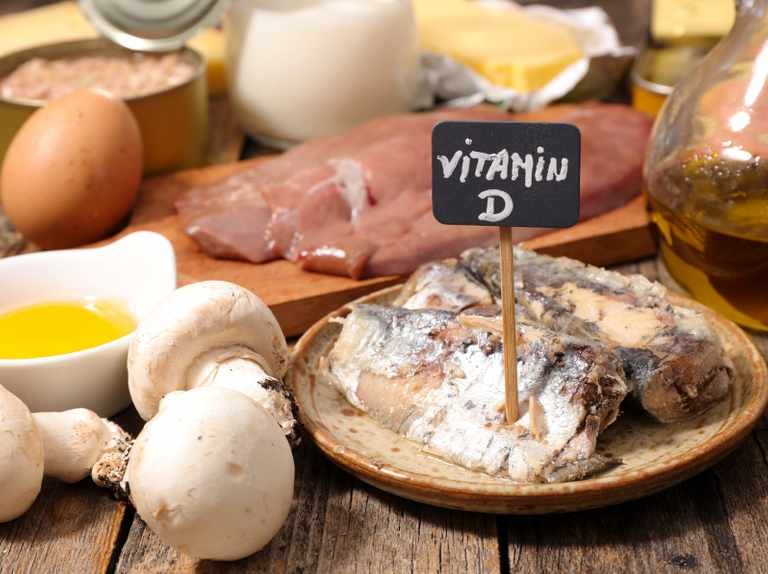 Top 10 most Vitamin D rich foods