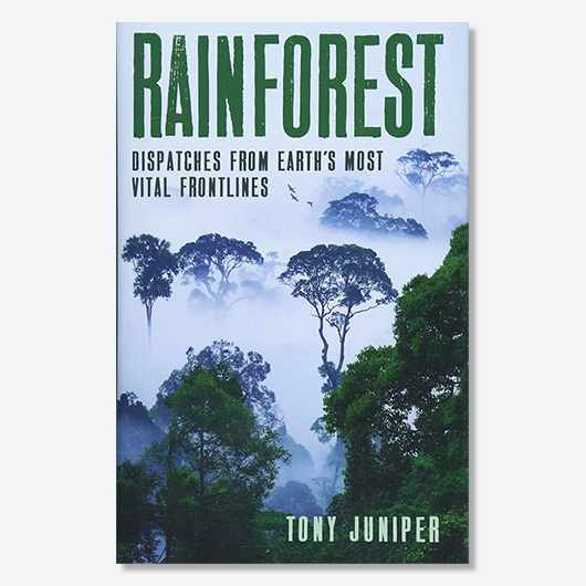 Rainforest – dispatches from Earth's most vital front lines by Tony Juniper is published 5 April (£16.99, Profile Books)