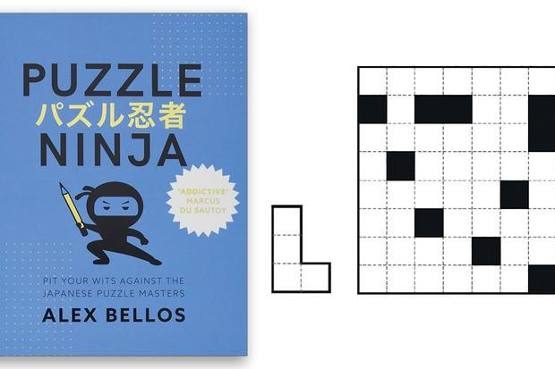 Puzzle Ninja Alex Bellos £14.99, Guardian Faber
