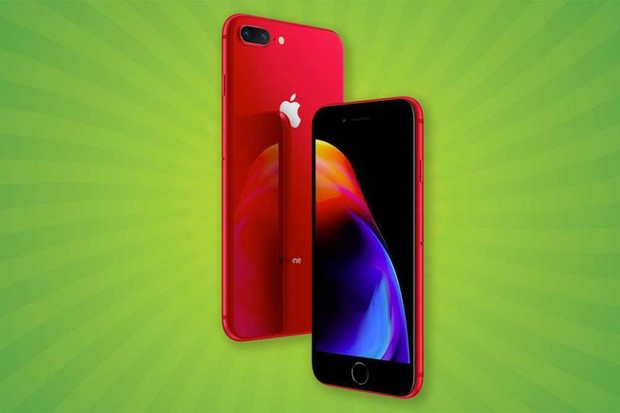 iPhone 8 and iPhone 8 Plus – Red Special Edition