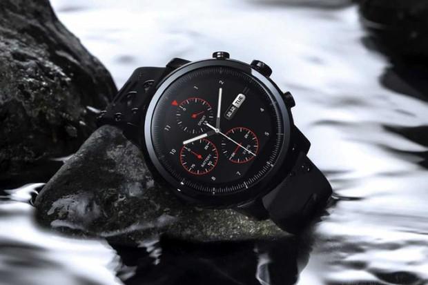 Amazfit Stratos sport tracking watch