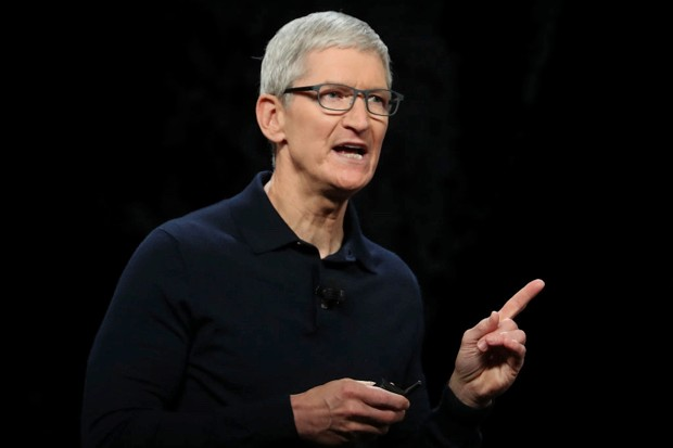 Apple CEO Tim Cook is not a fan of social media, and doesn't want his nephew to use it © Getty Images