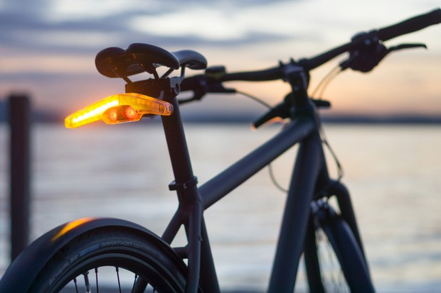 Blinkers bike lights
