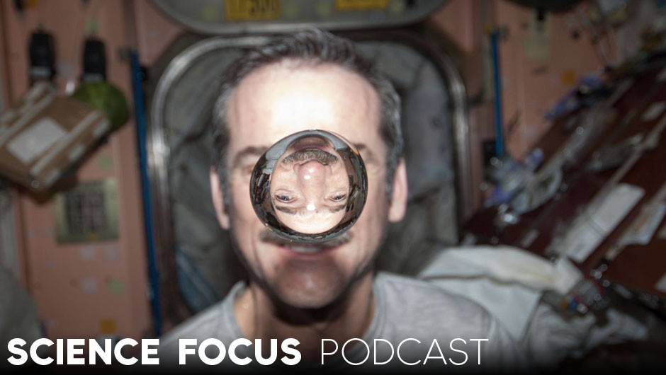 Science Focus Podcast: How to keep yourself busy in space (Chris Hadfield © NASA)