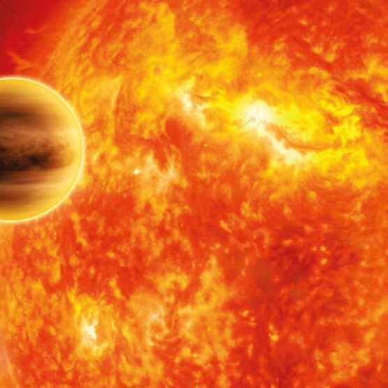 Who really discovered the first exoplanet? © NASA/JPL-Caltech