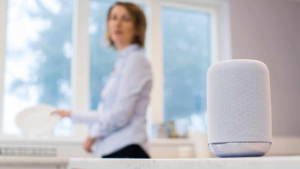 Can smart speakers eavesdrop on our conversations? ©Alamy