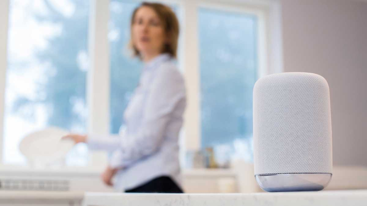 Can smart speakers eavesdrop on our conversations? © Alamy